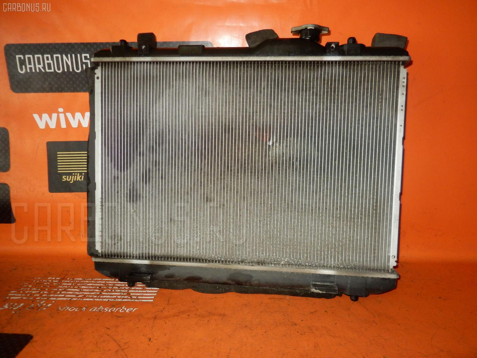 Радиатор ДВС SUZUKI SWIFT ZC11S M13A Фото 2