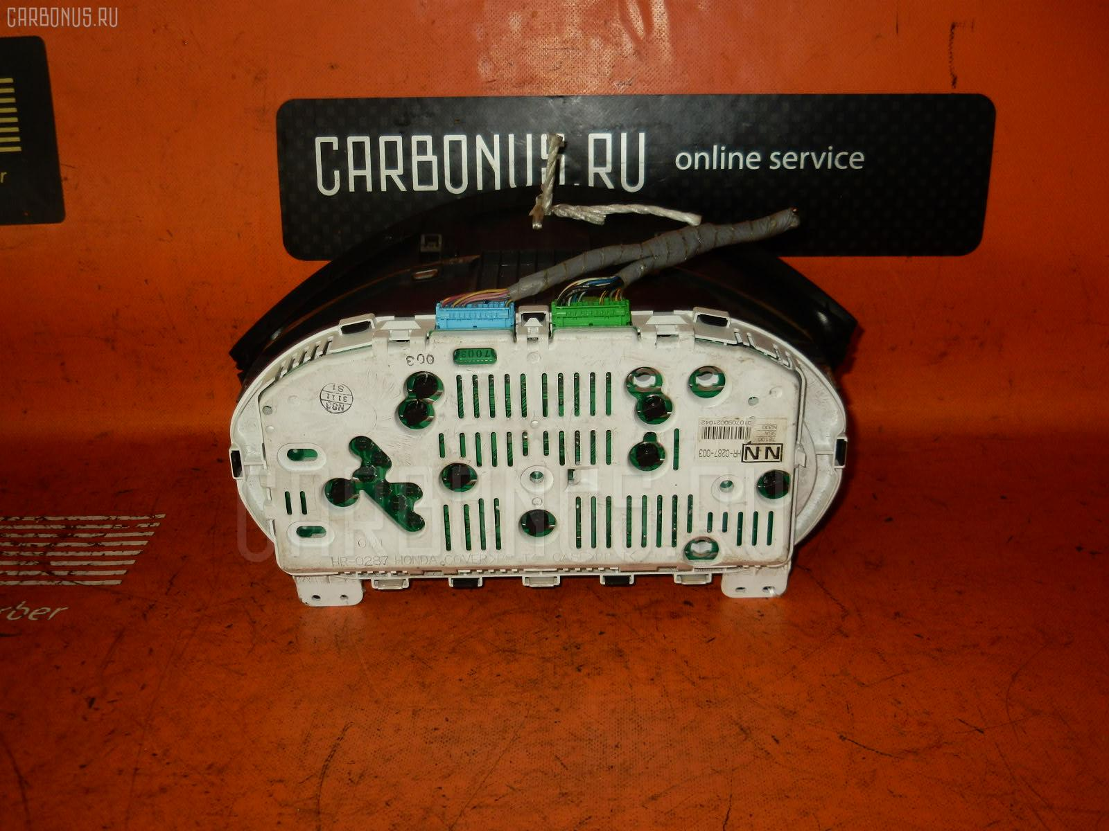 Спидометр HONDA CIVIC EU1 D15B. Фото 3