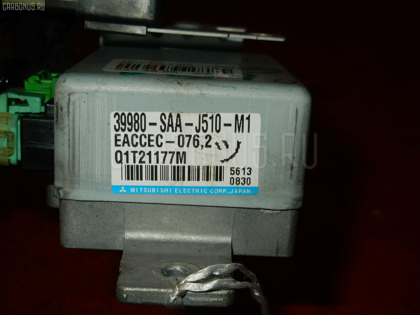 Блок управления электроусилителем руля HONDA FIT GD1 L13A Фото 2