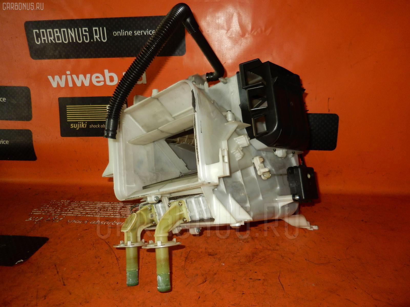 Радиатор печки NISSAN AVENIR W11 QG18DE. Фото 3