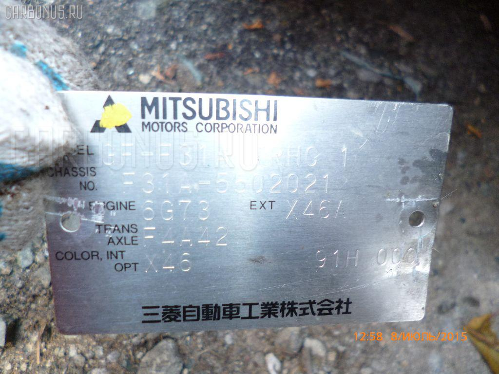 КПП автоматическая MITSUBISHI DIAMANTE F31A 6G73 Фото 1