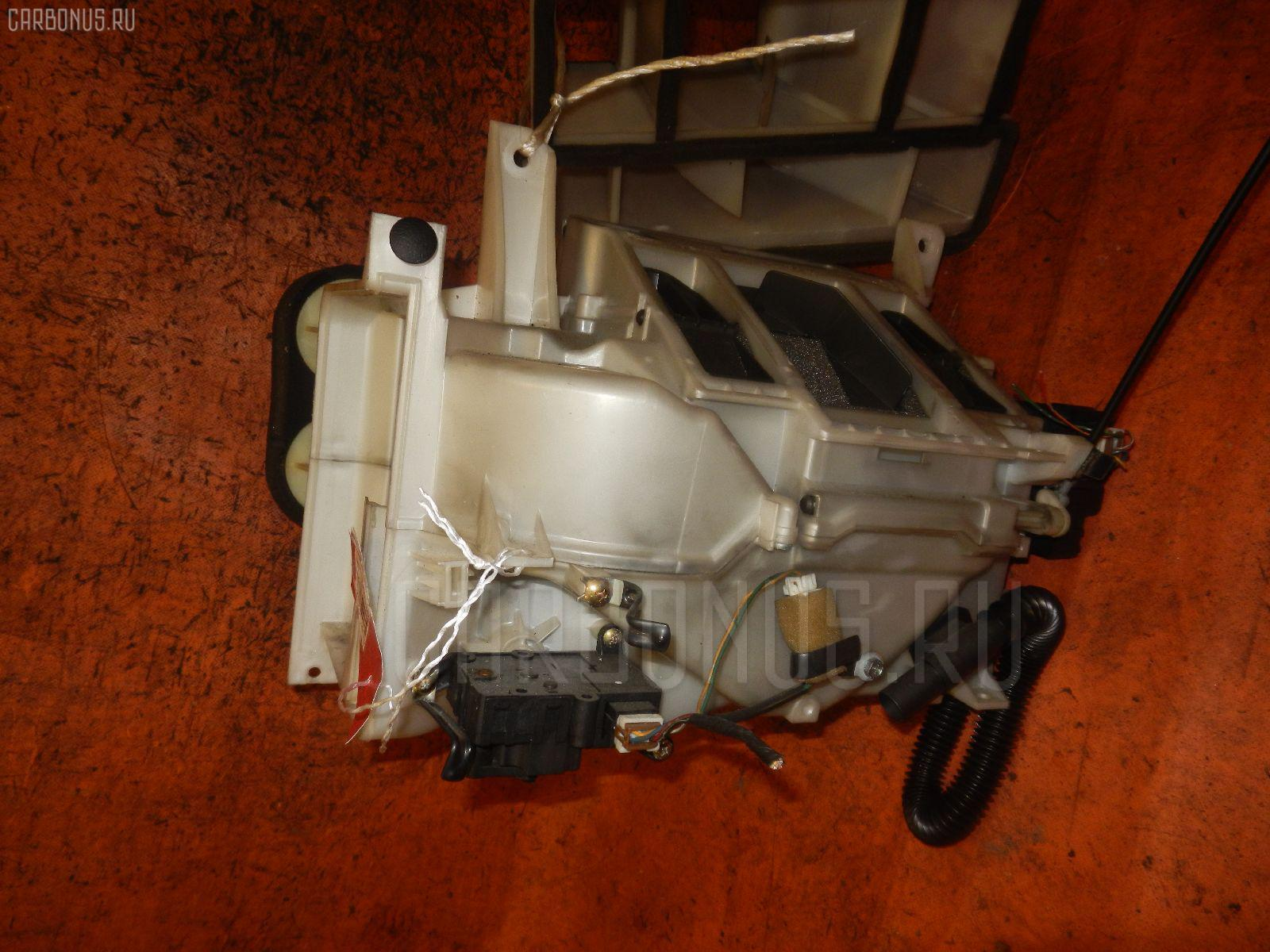 Радиатор печки MITSUBISHI DIAMANTE F31A 6G73. Фото 4