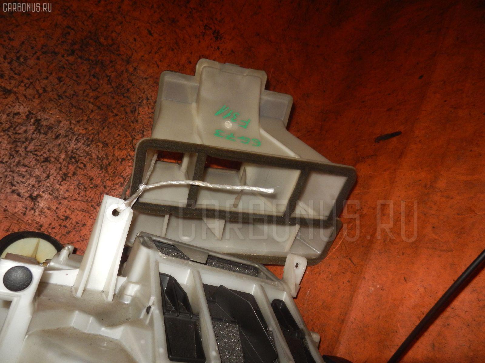 Радиатор печки MITSUBISHI DIAMANTE F31A 6G73. Фото 5