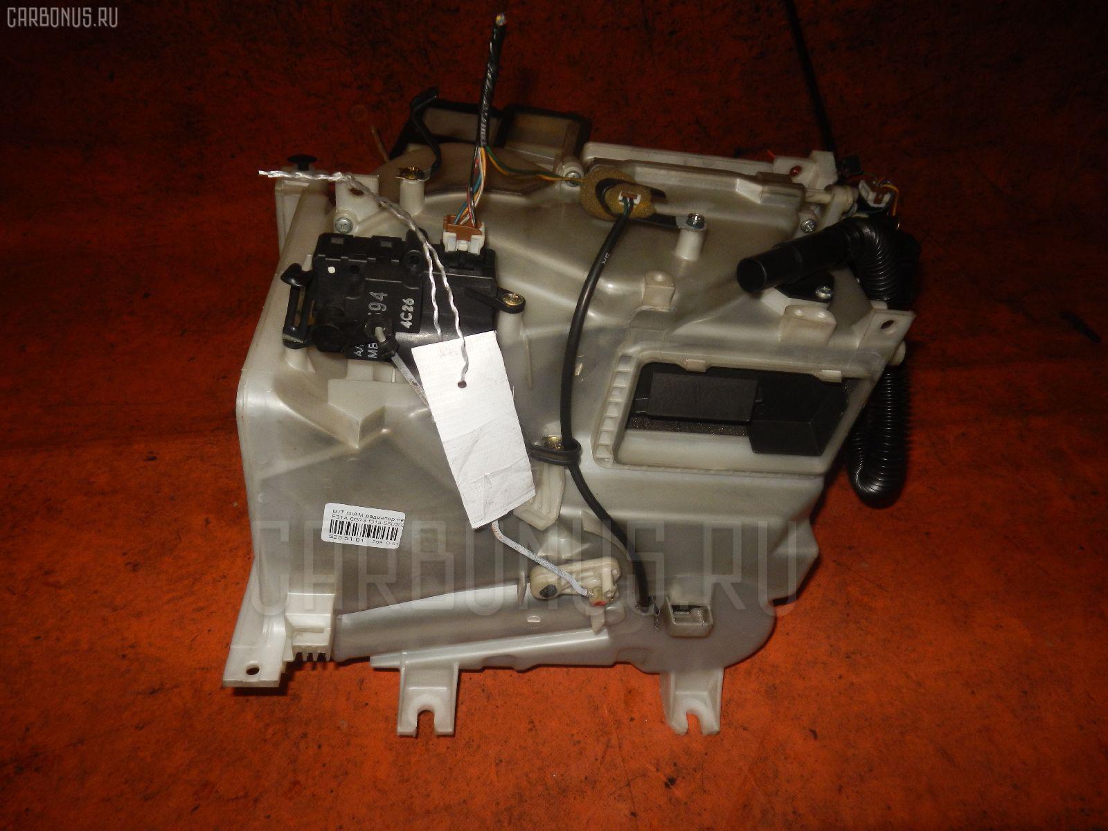Радиатор печки MITSUBISHI DIAMANTE F31A 6G73. Фото 8