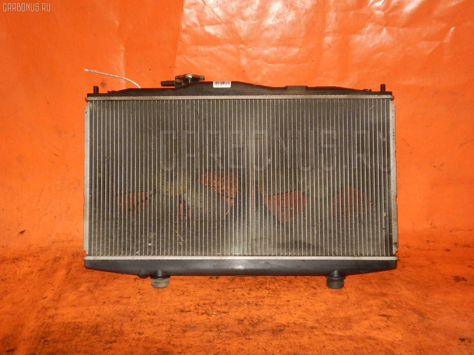 Радиатор ДВС HONDA ACCORD CL3 F20B. Фото 1