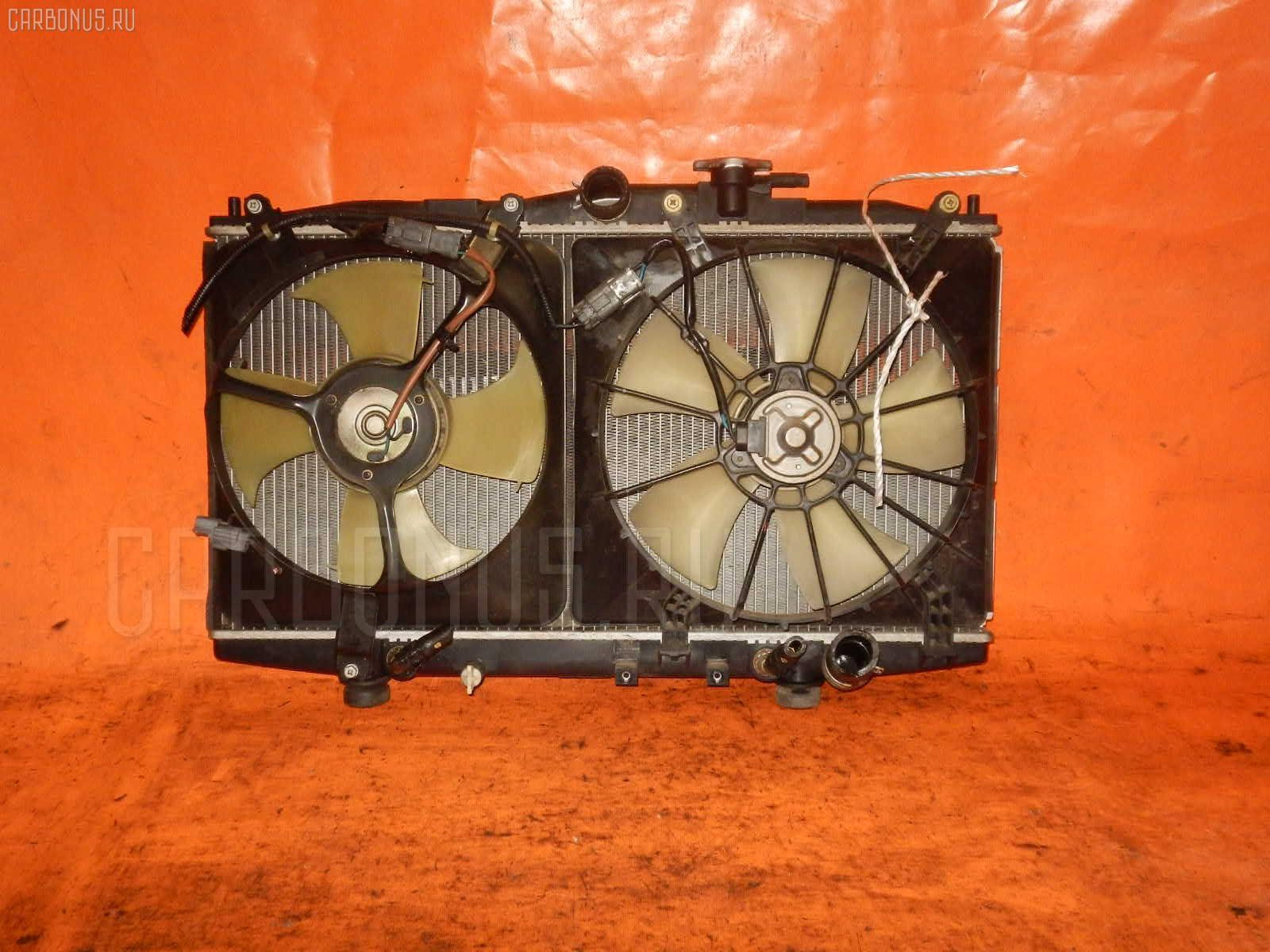 Радиатор ДВС HONDA ACCORD CL3 F20B. Фото 2