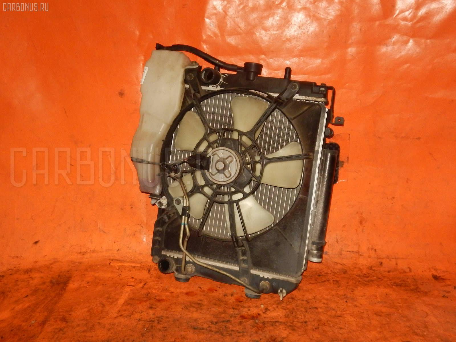 Радиатор ДВС DAIHATSU MAX L950S EF-VE. Фото 1