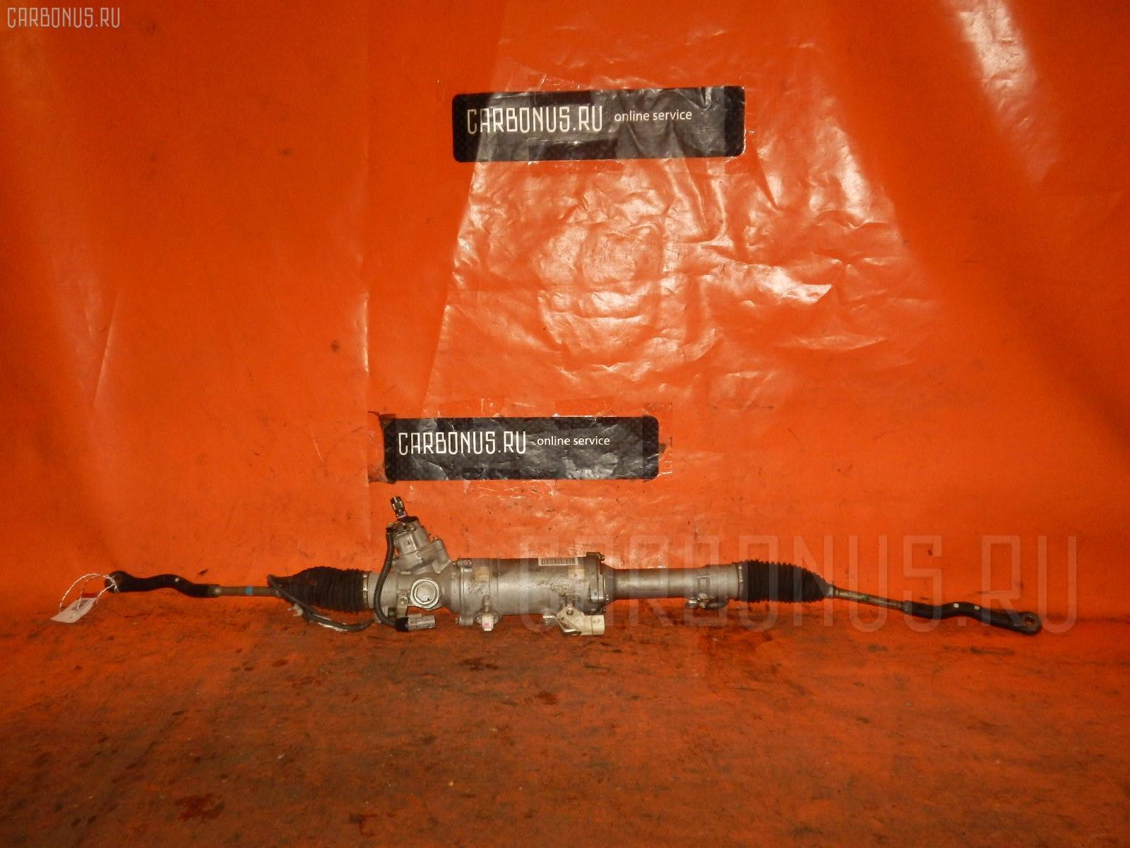 Рулевая рейка TOYOTA CROWN GRS182 3GR-FSE. Фото 2