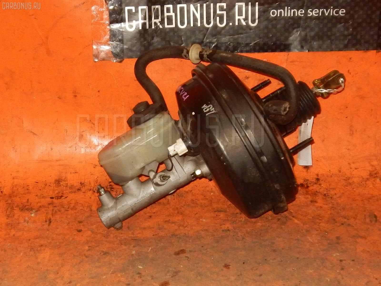 Главный тормозной цилиндр TOYOTA MARK II QUALIS MCV21W 2MZ-FE. Фото 4