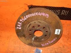 Тормозной диск Alfa romeo 166 936A1 Фото 1