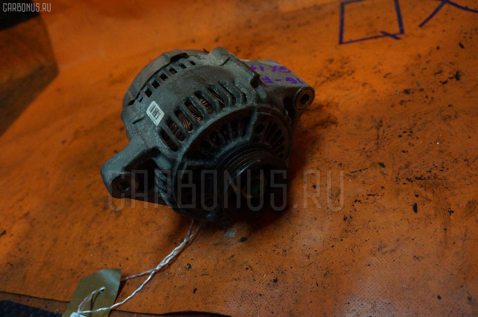 Генератор TOYOTA MARK II GX110 1G-FE. Фото 1