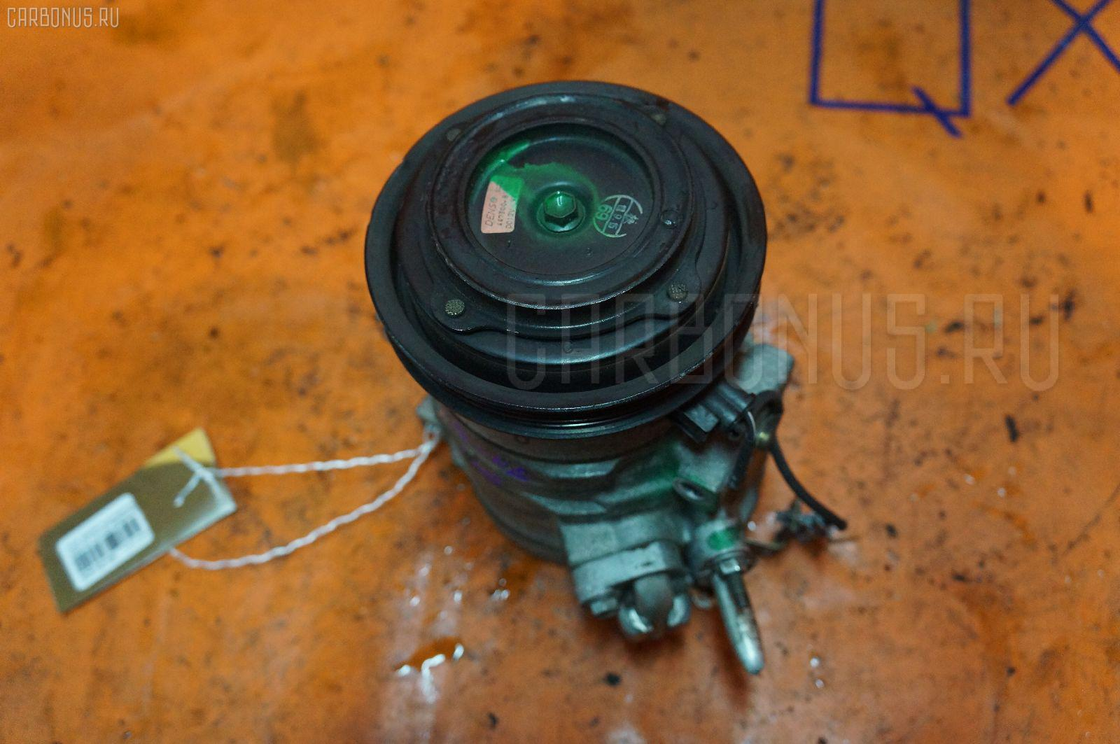 Компрессор кондиционера TOYOTA MARK II GX110 1G-FE. Фото 2