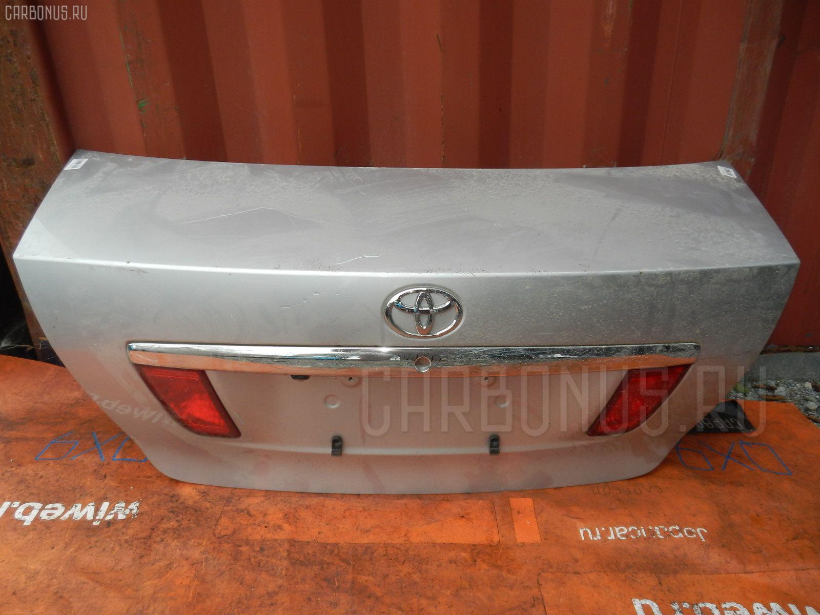 Крышка багажника Toyota Premio ZZT240 Фото 1