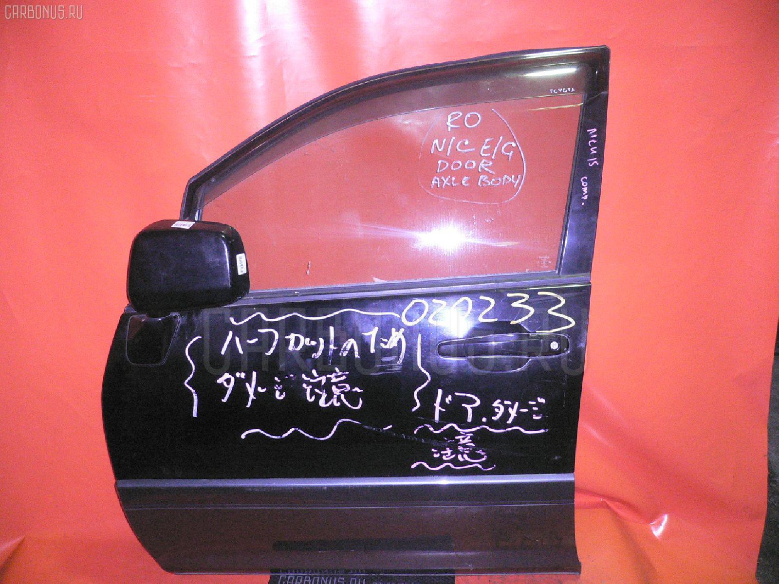 Дверь боковая TOYOTA HARRIER MCU15W Фото 1