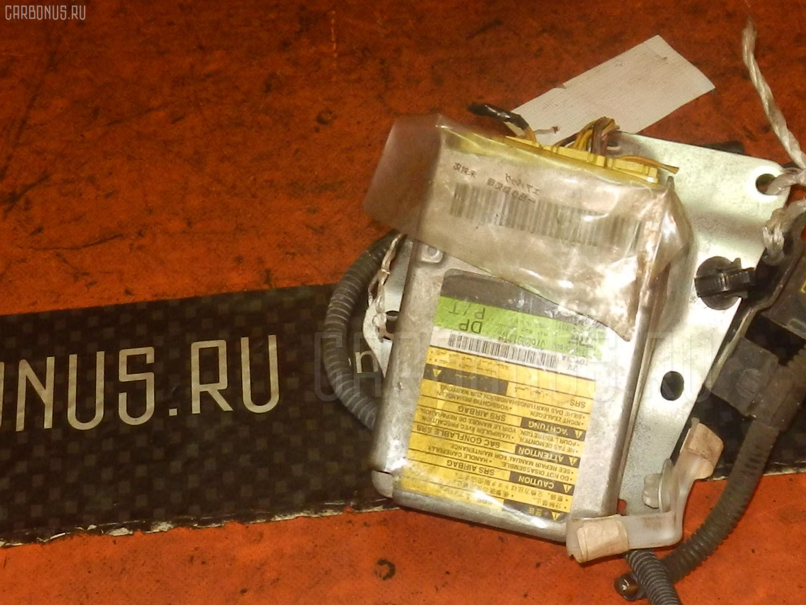 Блок управления air bag TOYOTA HARRIER MCU15W 1MZ-FE Фото 1