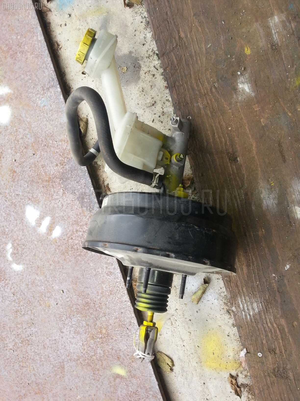 Главный тормозной цилиндр Nissan X-trail NT30 QR20DE Фото 1