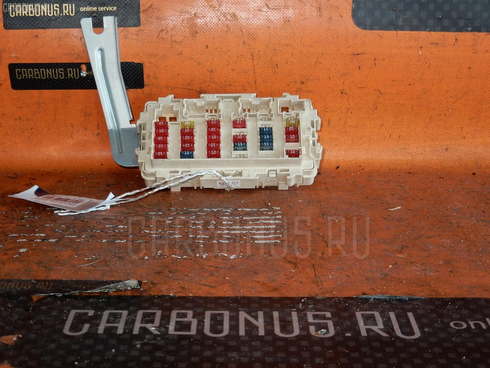 Блок предохранителей NISSAN X-TRAIL NT30 QR20DE. Фото 6