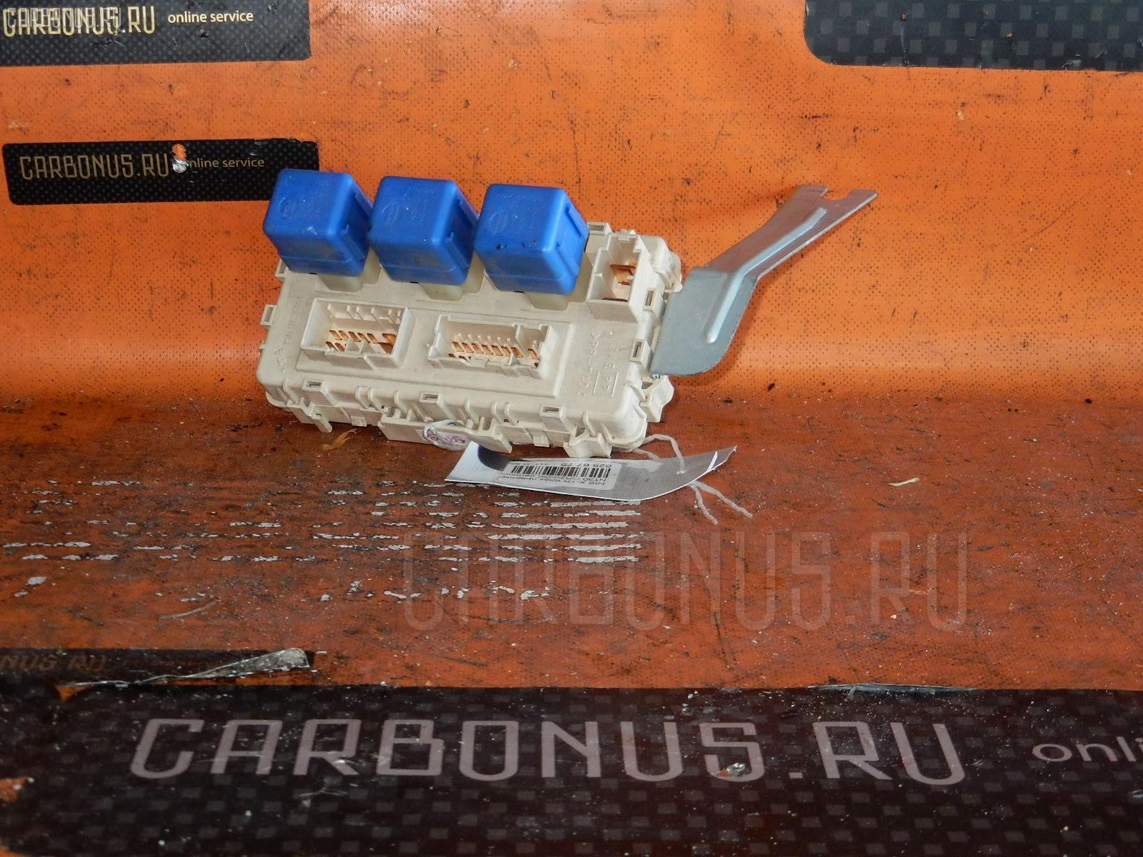 Блок предохранителей NISSAN X-TRAIL NT30 QR20DE. Фото 11