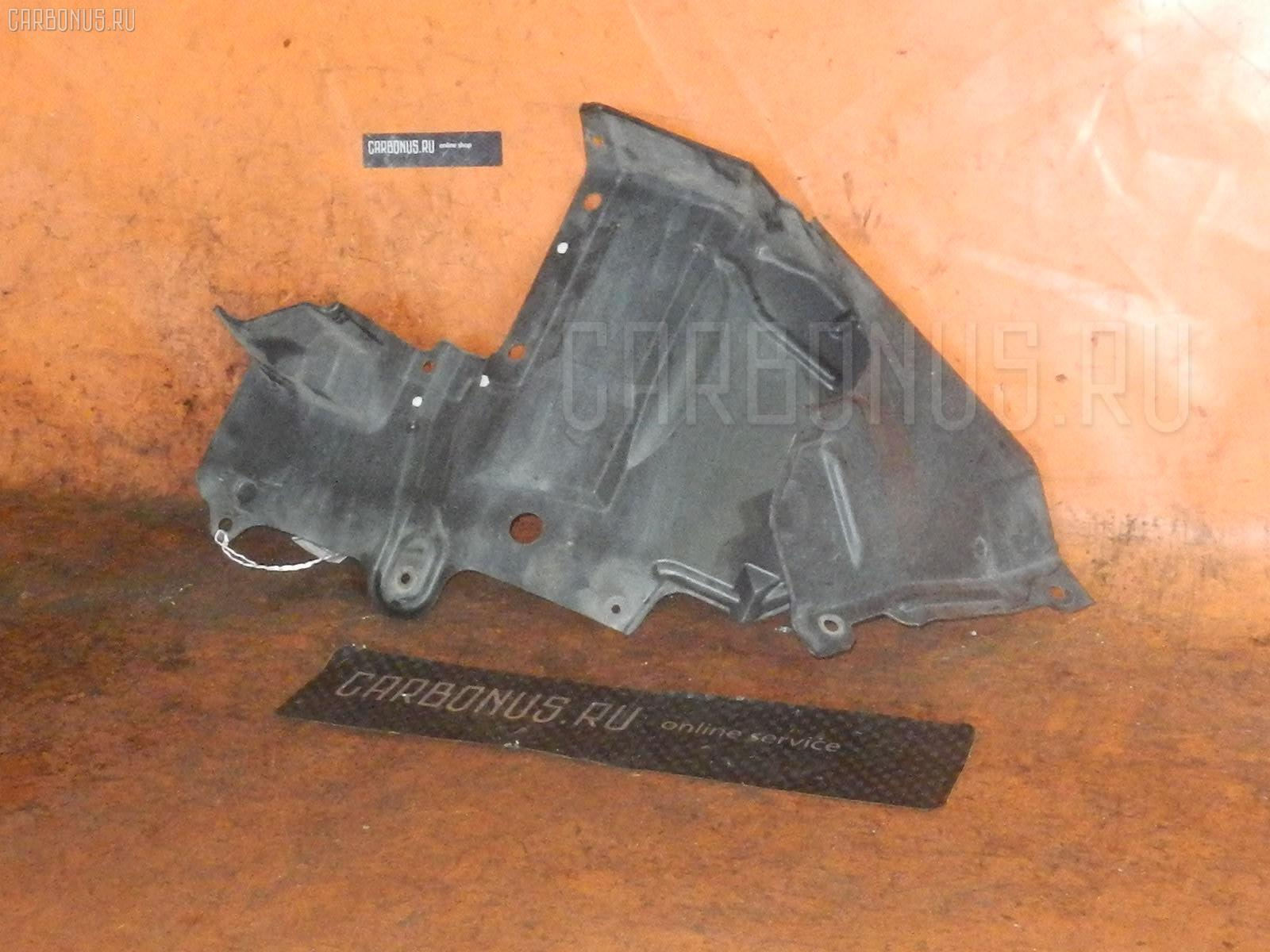Защита двигателя NISSAN X-TRAIL NT30 QR20DE. Фото 1