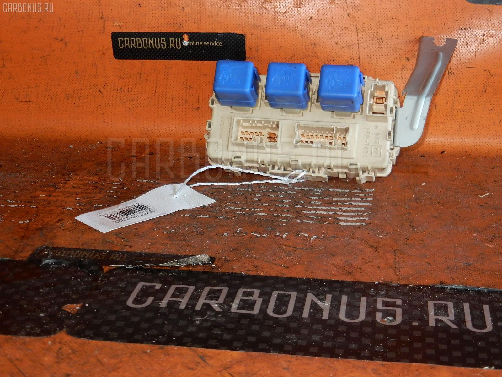 Блок предохранителей NISSAN X-TRAIL NT30 Фото 1