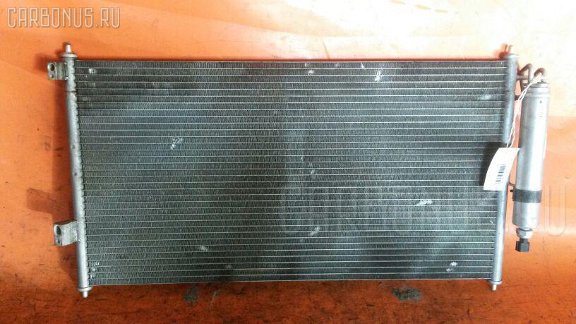 Радиатор кондиционера NISSAN X-TRAIL NT30. Фото 1