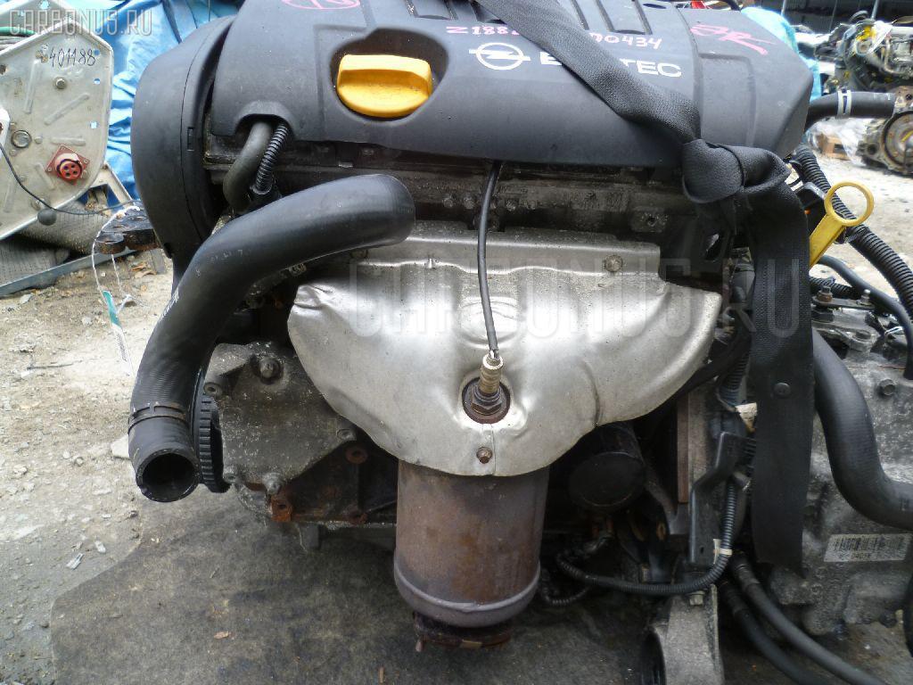 Двигатель OPEL ASTRA H W0L0AHL35 Z18XE Фото 7