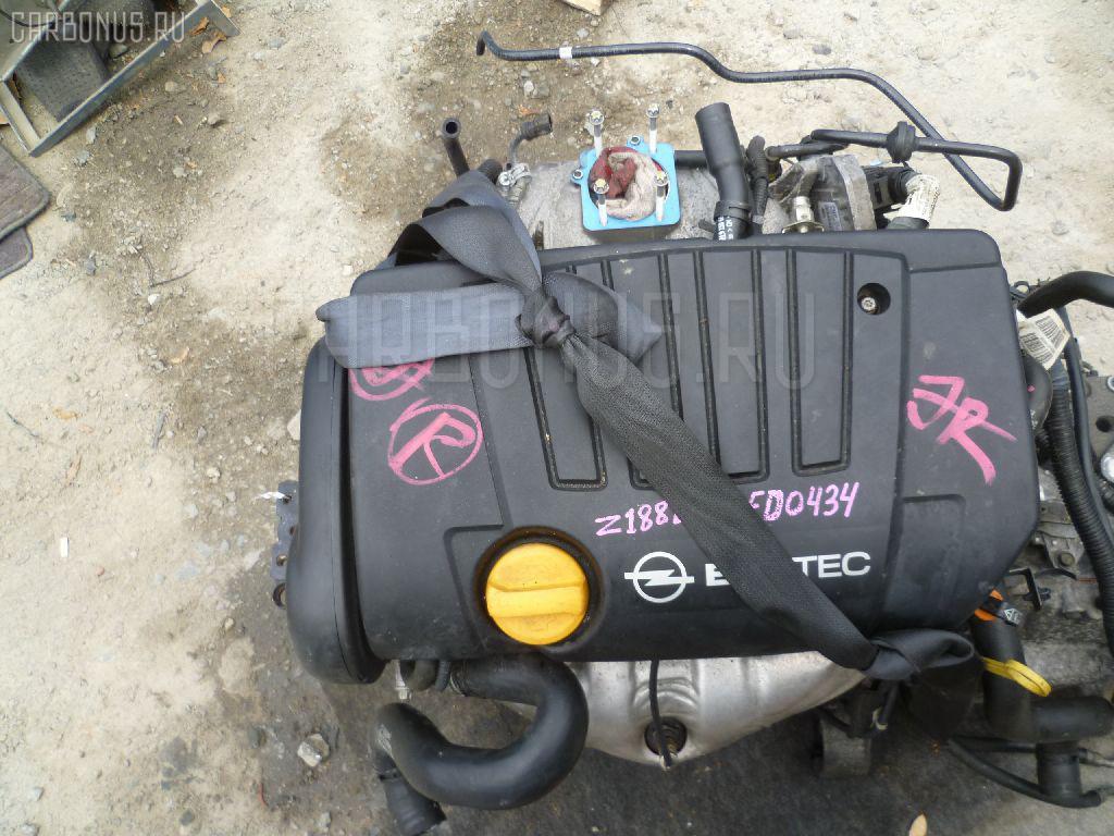 Двигатель OPEL ASTRA H W0L0AHL35 Z18XE Фото 8