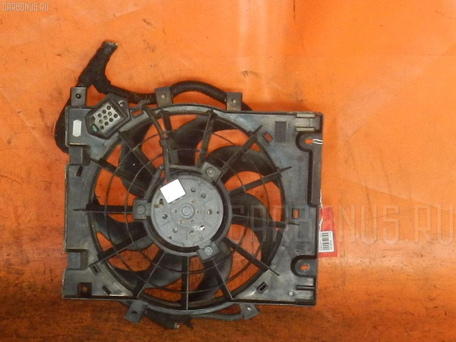 Вентилятор радиатора кондиционера OPEL ASTRA H W0L0AHL35 Z18XE Фото 1