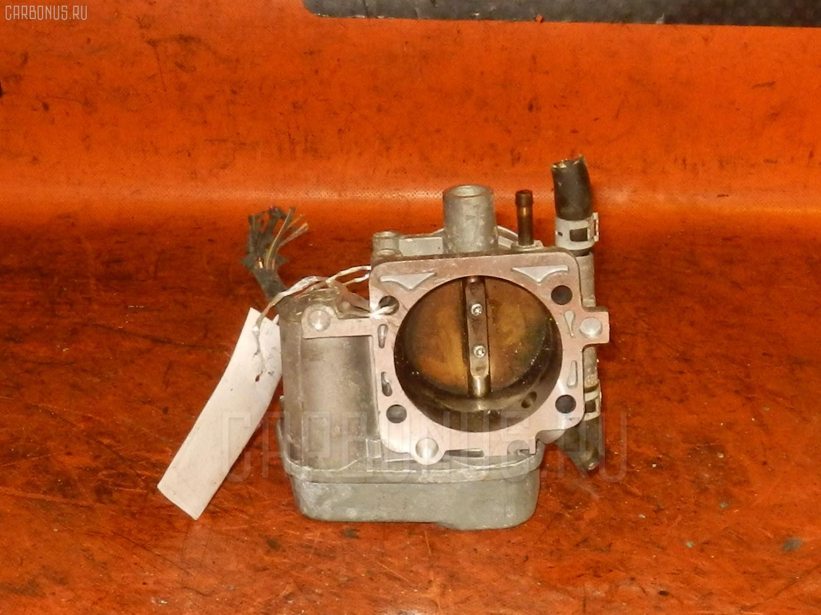 Дроссельная заслонка OPEL ASTRA H W0L0AHL35 Z18XE Фото 4