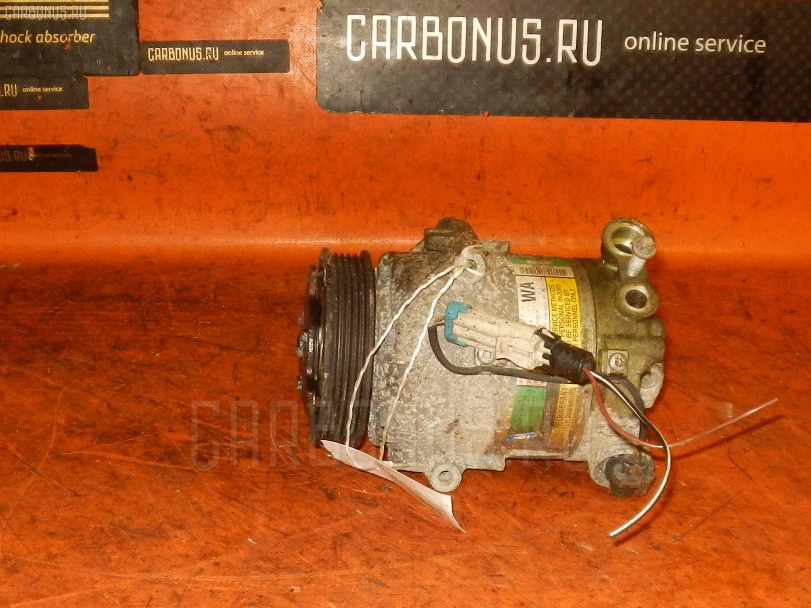Компрессор кондиционера OPEL ASTRA H AH04Z18W Z18XE Фото 2