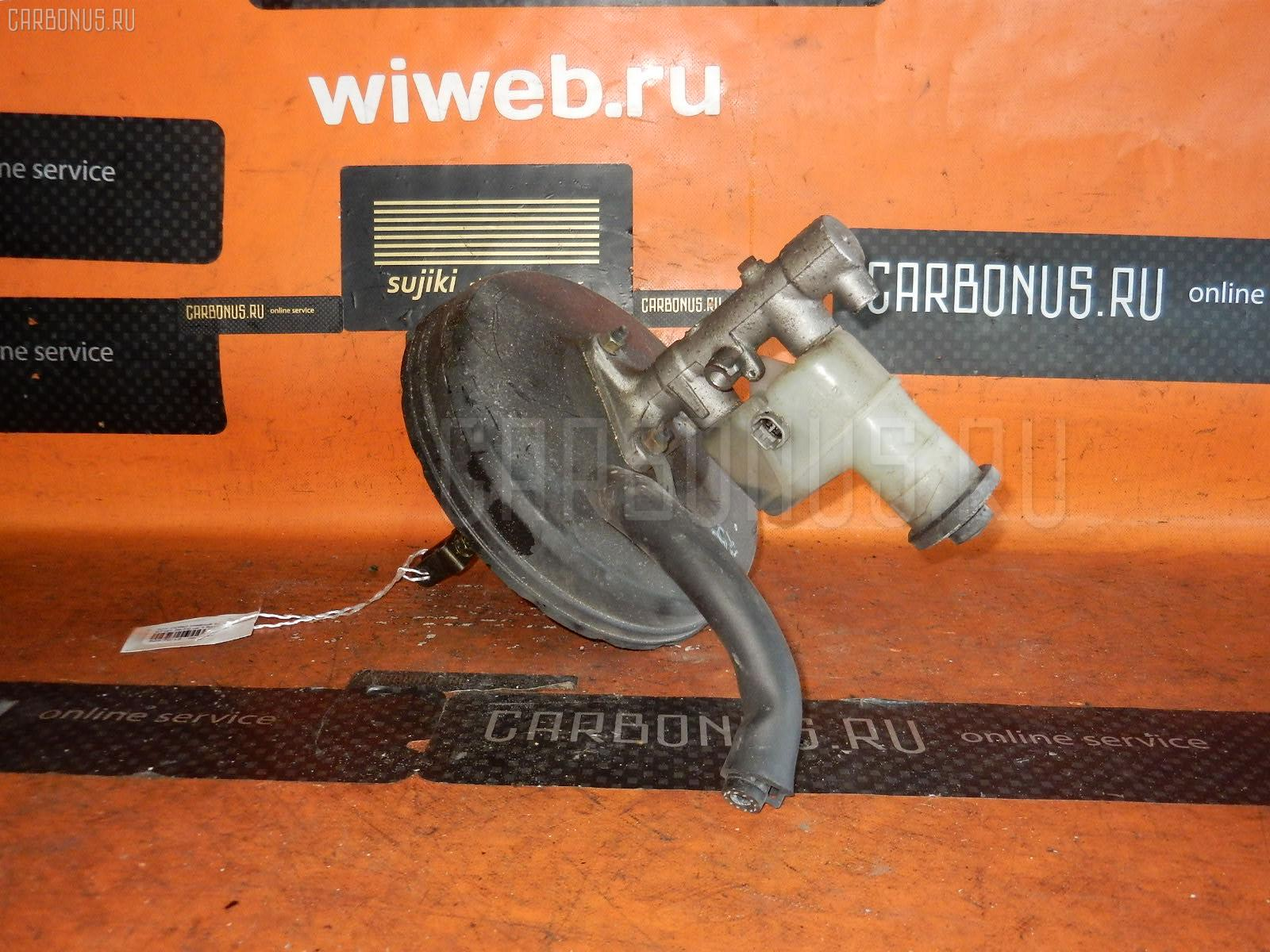 Главный тормозной цилиндр TOYOTA CORONA ST191 3S-FE. Фото 2