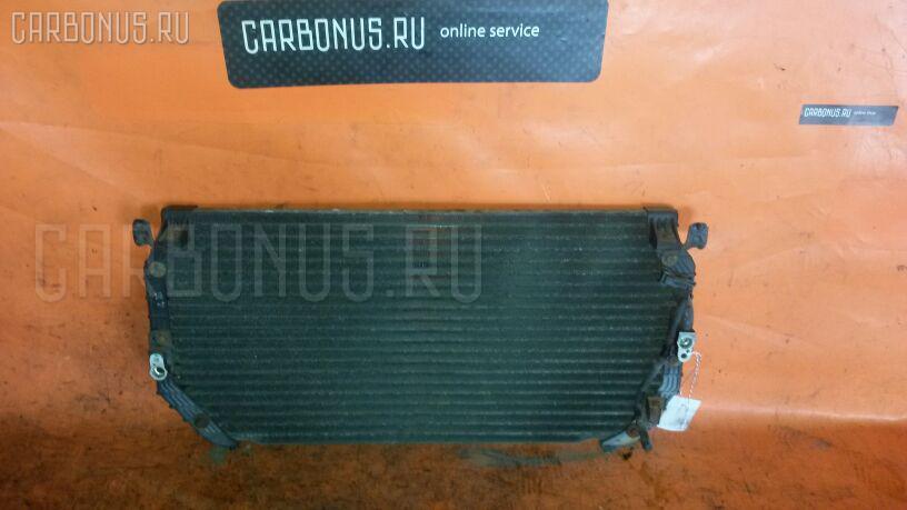 Радиатор кондиционера TOYOTA CORONA ST191 3S-FE. Фото 2