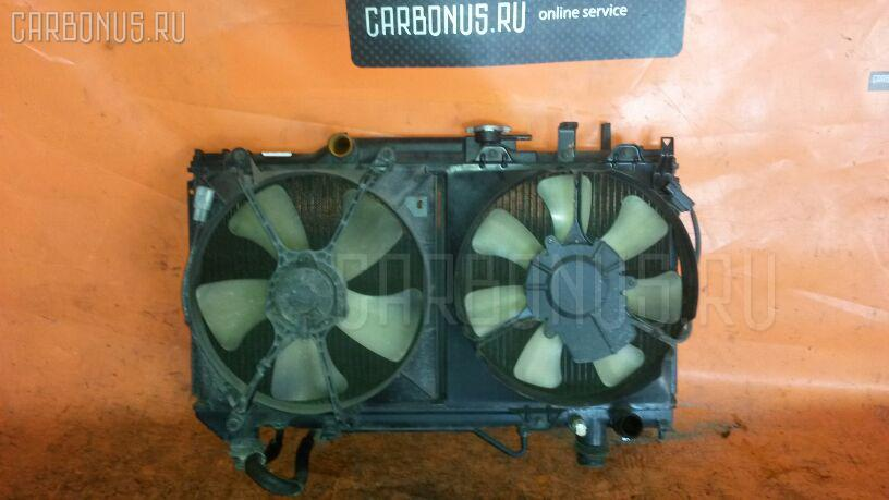 Радиатор ДВС TOYOTA CALDINA ST191G 3S-FE. Фото 10