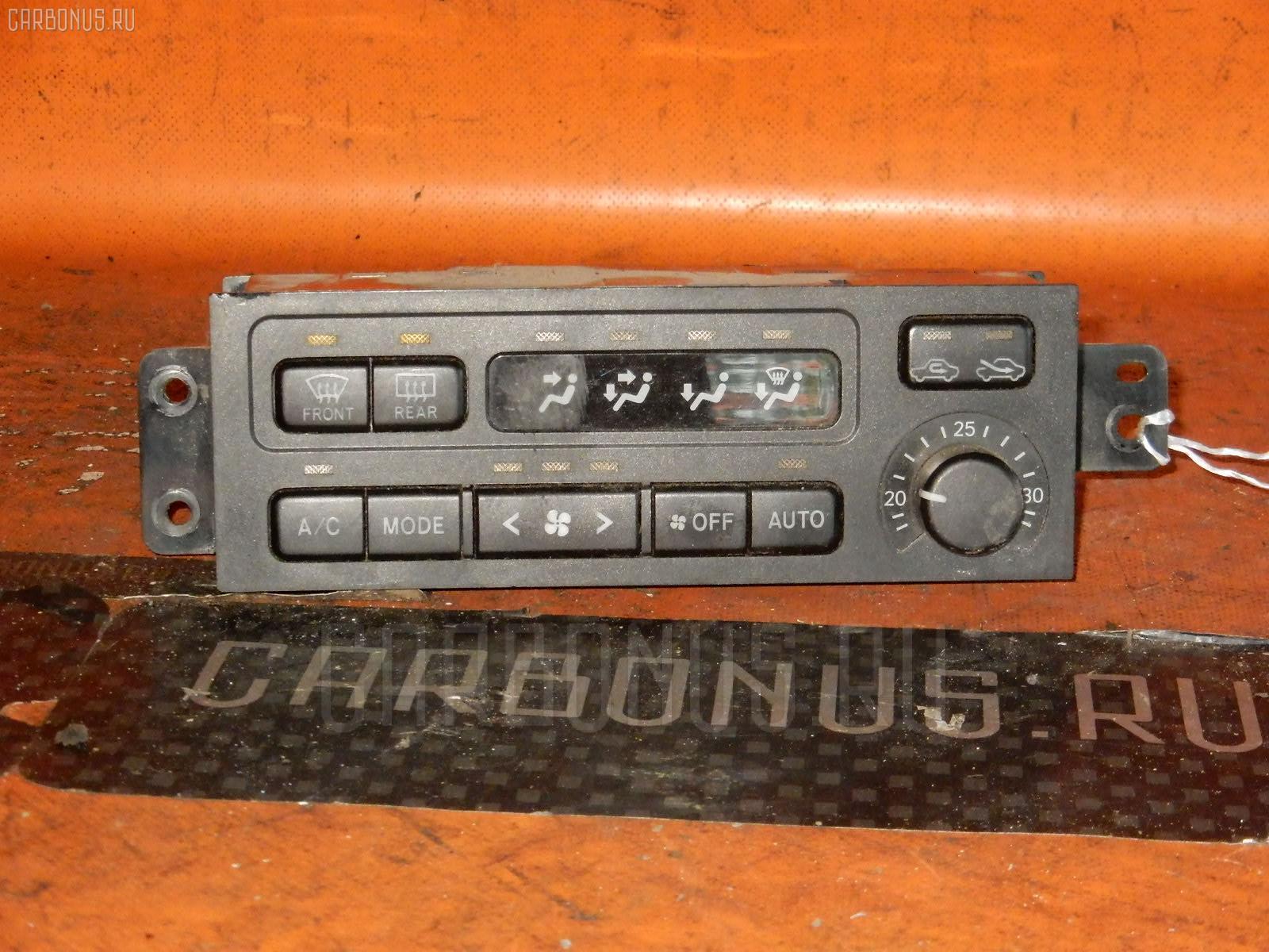 Блок управления климатконтроля TOYOTA CORONA PREMIO ST210 3S-FSE. Фото 9