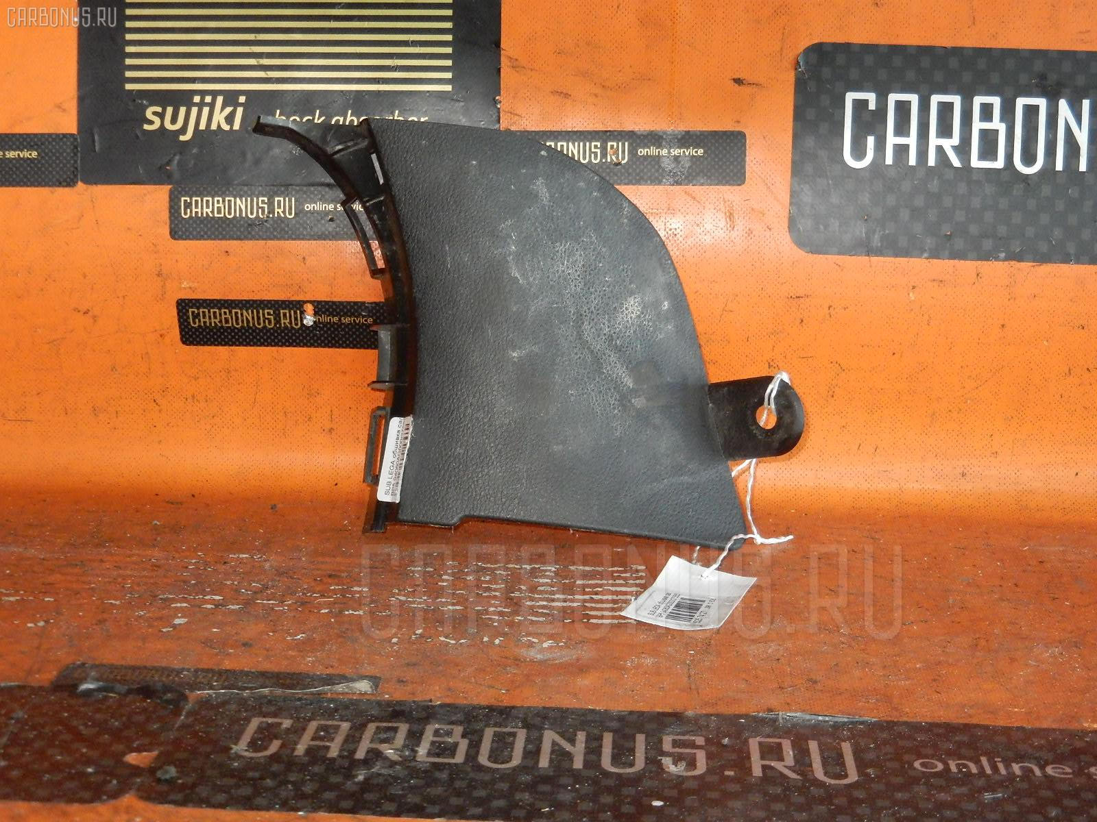 Обшивка салона на Subaru Legacy Wagon BP5 Фото 1