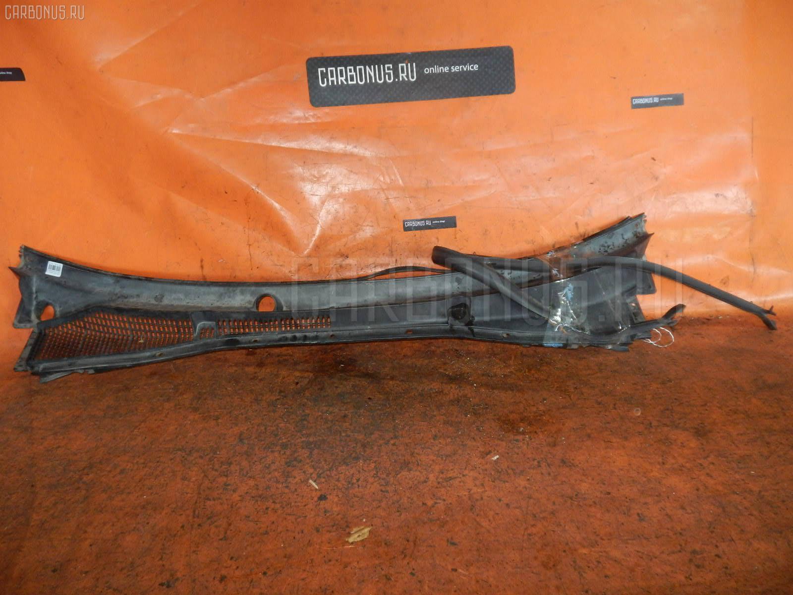 Решетка под лобовое стекло SUBARU LEGACY WAGON BP5. Фото 2