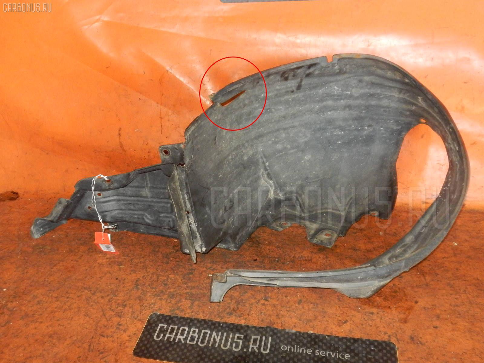 Подкрылок SUBARU LEGACY WAGON BP5 EJ20T. Фото 2