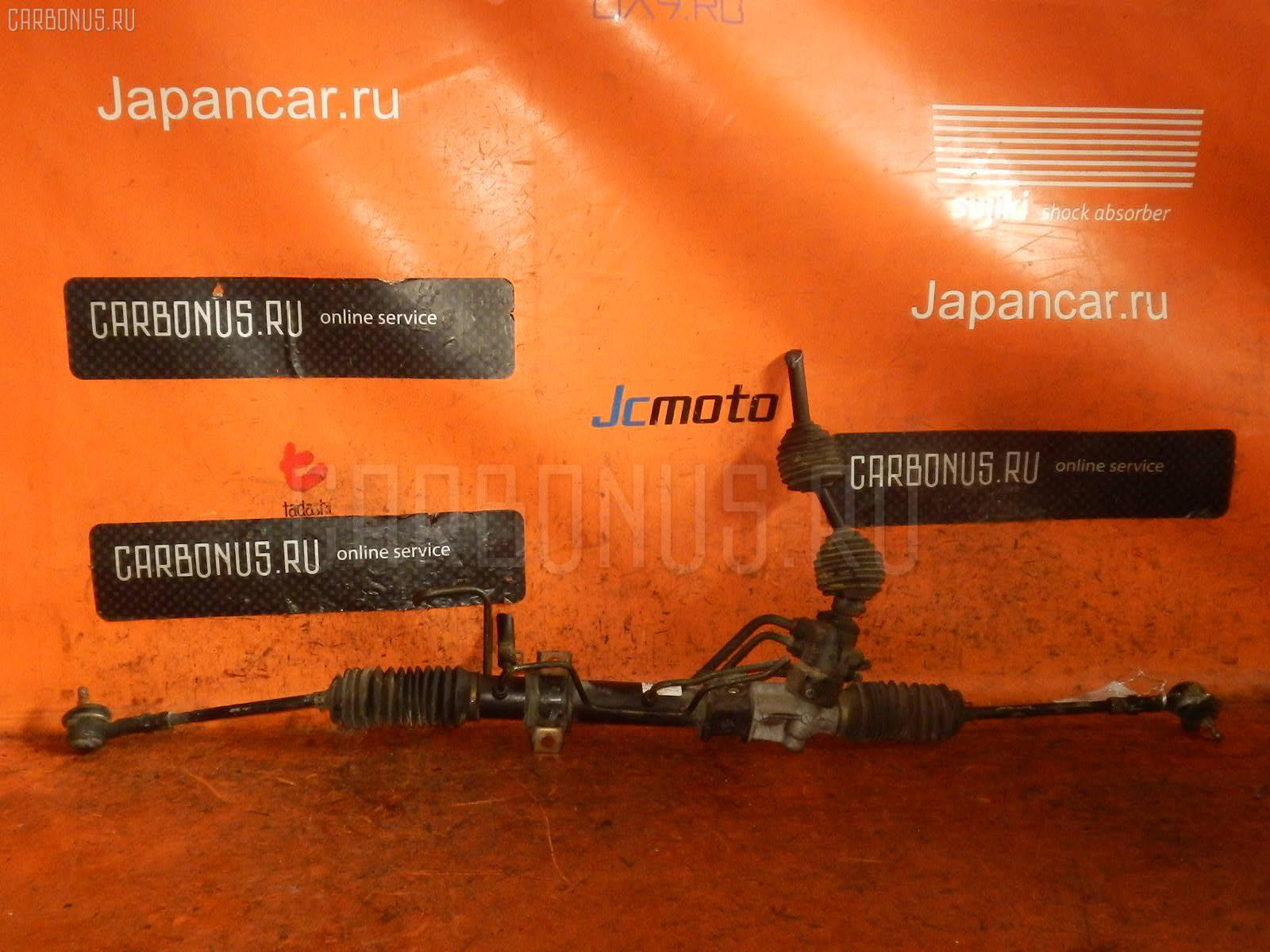 Рулевая рейка MITSUBISHI PAJERO MINI H56A 4A30. Фото 8