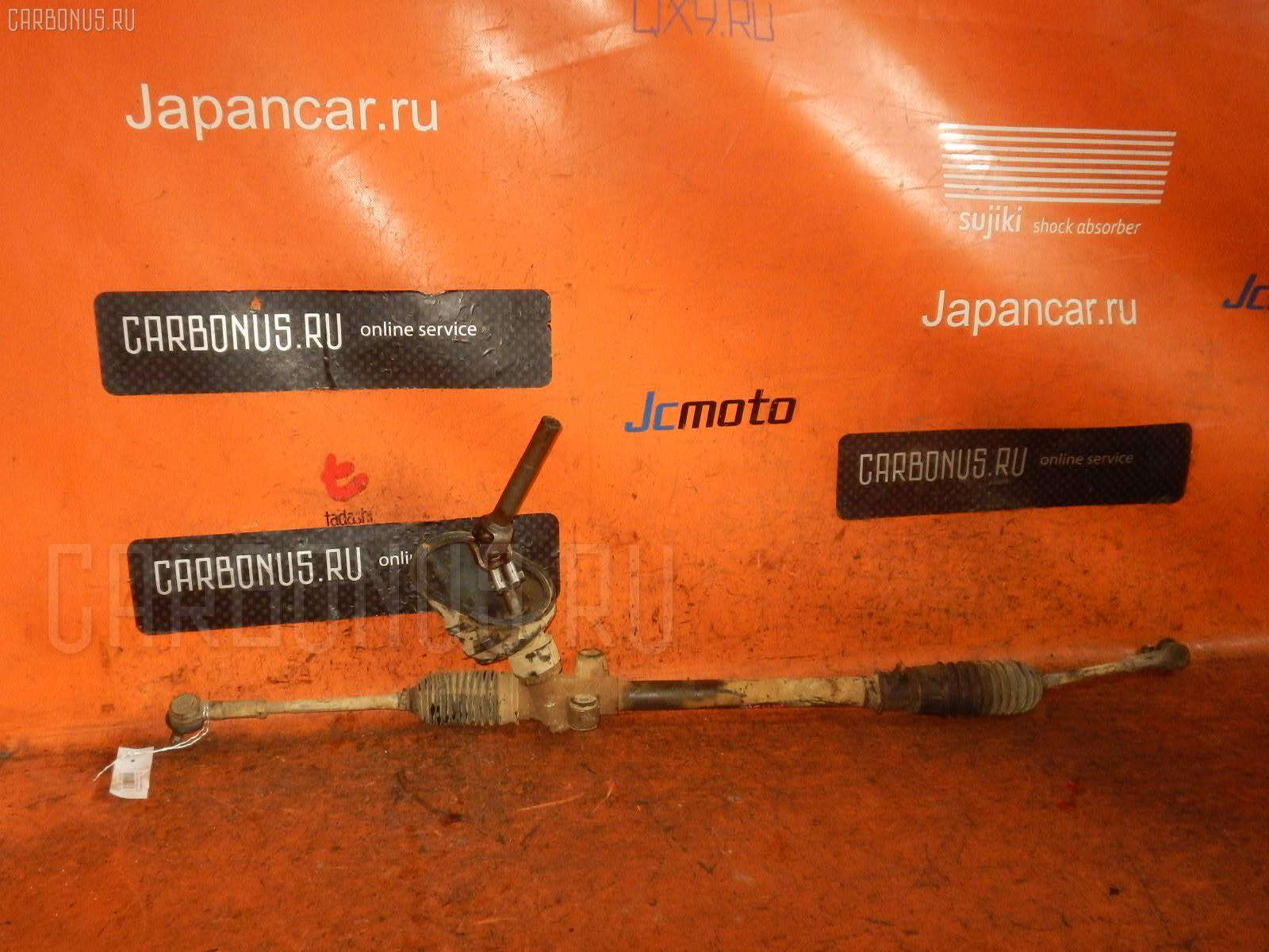 Рулевая рейка SUZUKI WAGON R MH21S K6A Фото 1