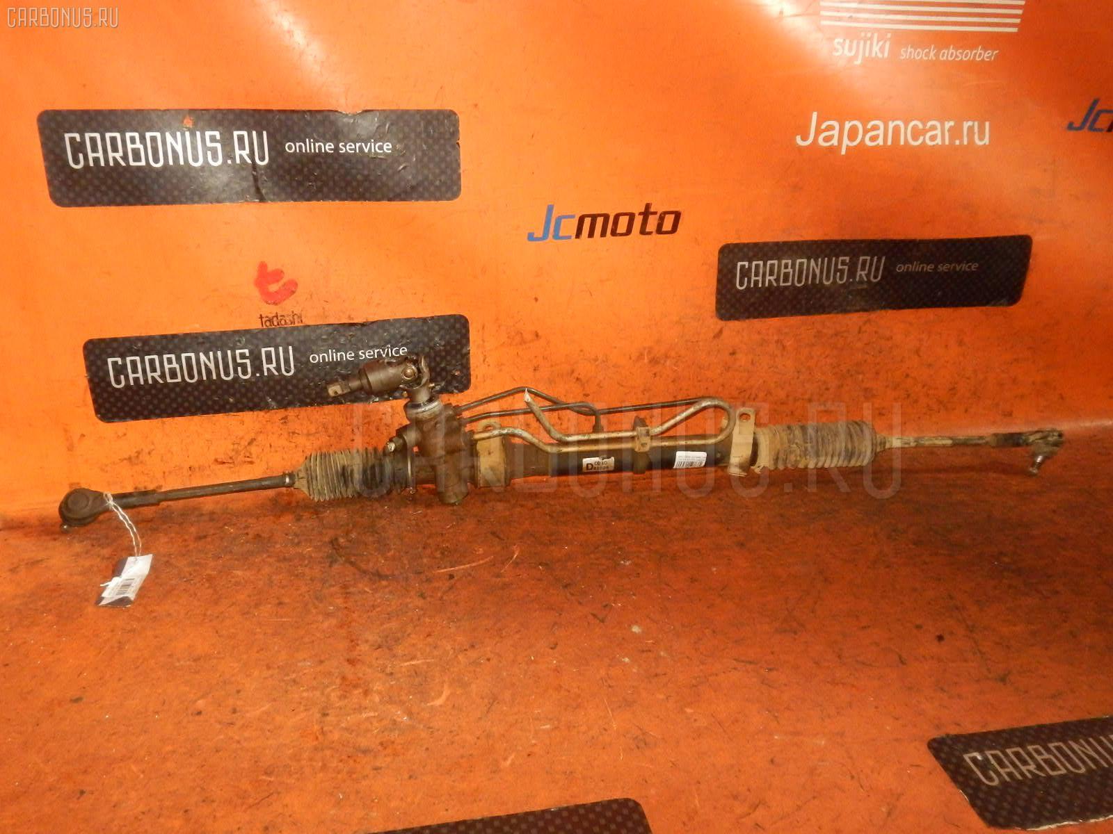 Рулевая рейка MAZDA DEMIO DW3W B3-ME. Фото 7