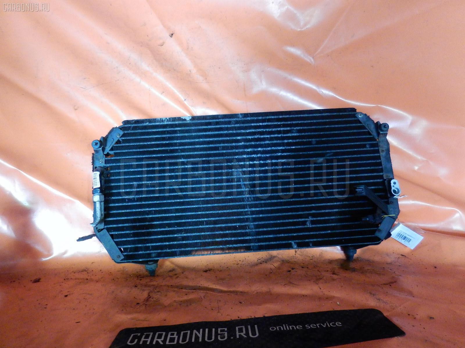 Радиатор кондиционера TOYOTA CAMRY SV40 4S-FE. Фото 7
