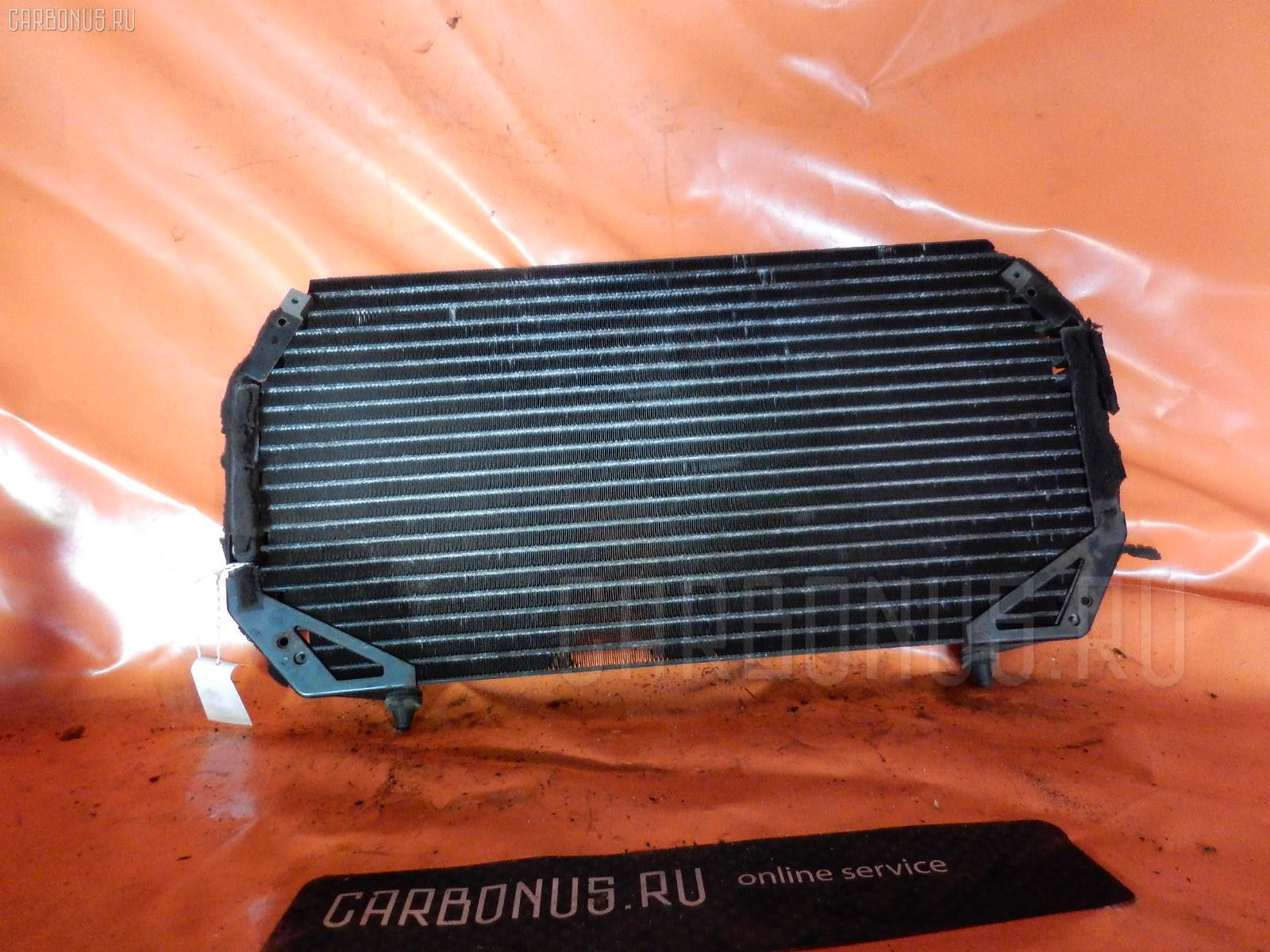 Радиатор кондиционера TOYOTA CAMRY SV40 4S-FE. Фото 8