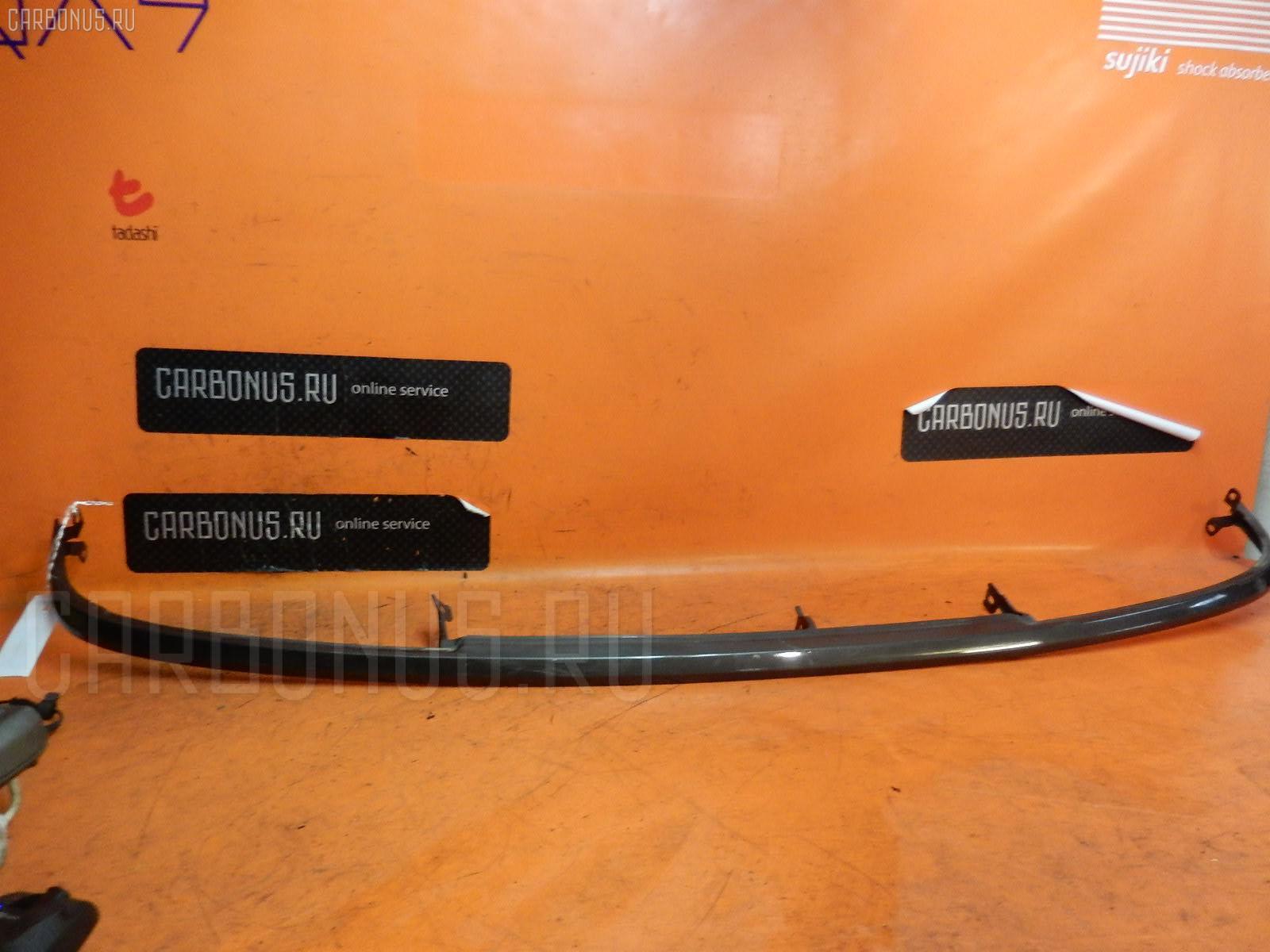 Планка передняя HONDA CIVIC EF2. Фото 3