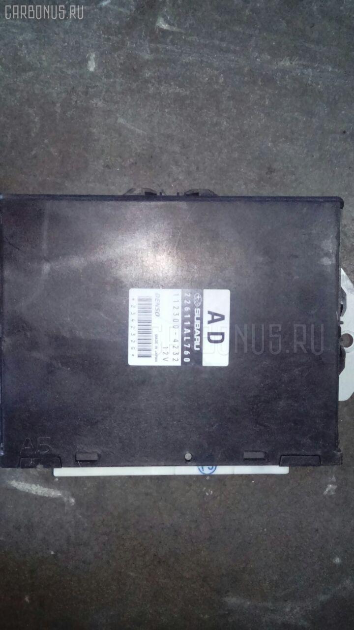 Двигатель SUBARU LEGACY B4 BL5 EJ20-T Фото 6