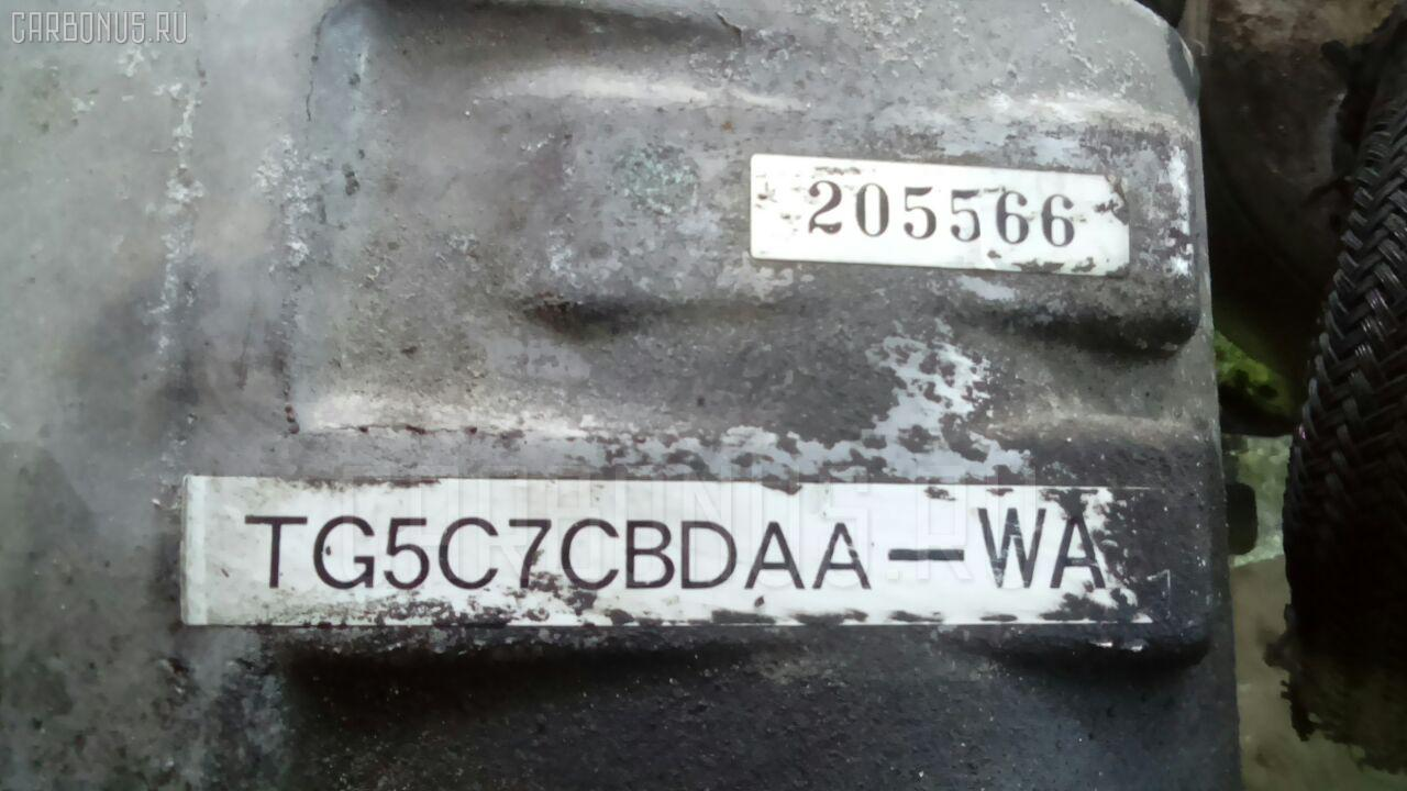 КПП автоматическая SUBARU LEGACY B4 BL5 EJ20-T Фото 4
