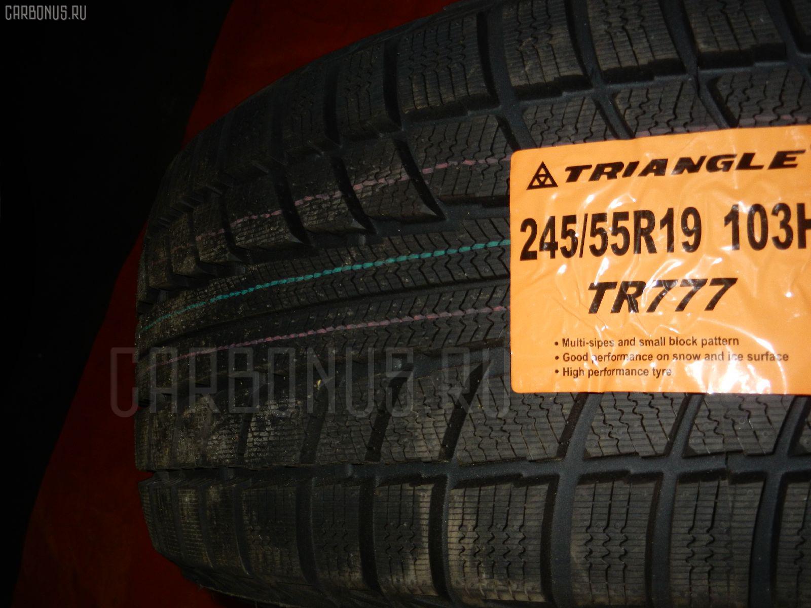 Автошина легковая зимняя Tr777 245/55R19 TRIANGLE Фото 1