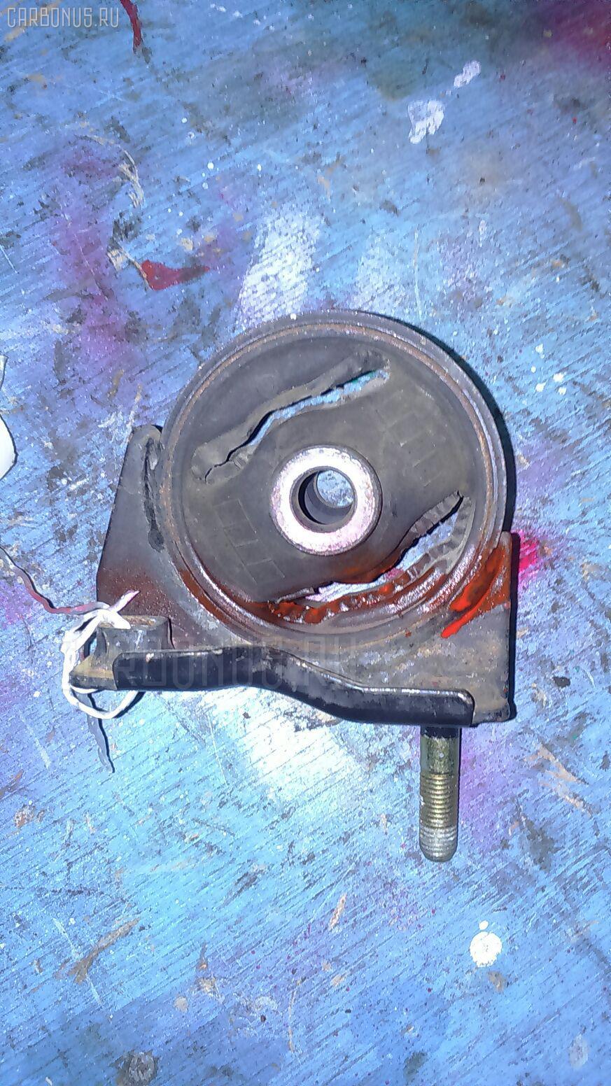 Подушка двигателя TOYOTA CALDINA ST195G 3S-FE. Фото 3