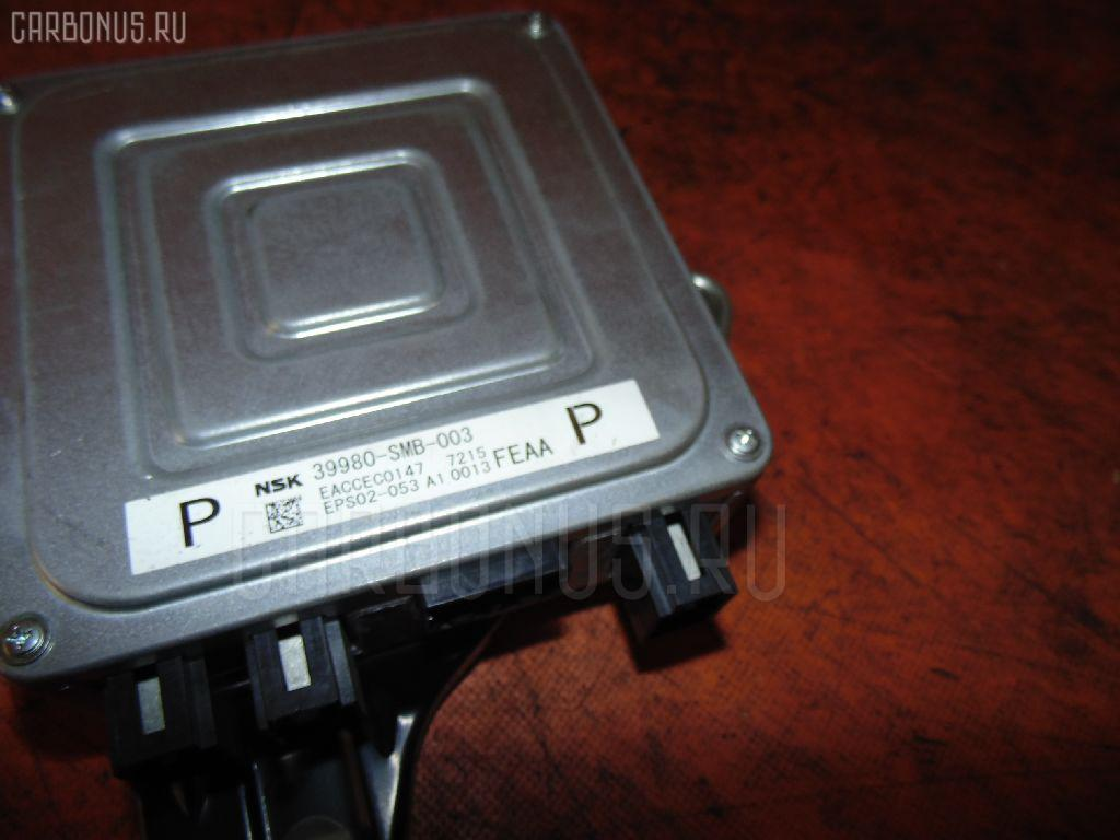 Блок управления электроусилителем руля HONDA STREAM RN7 R18A Фото 5