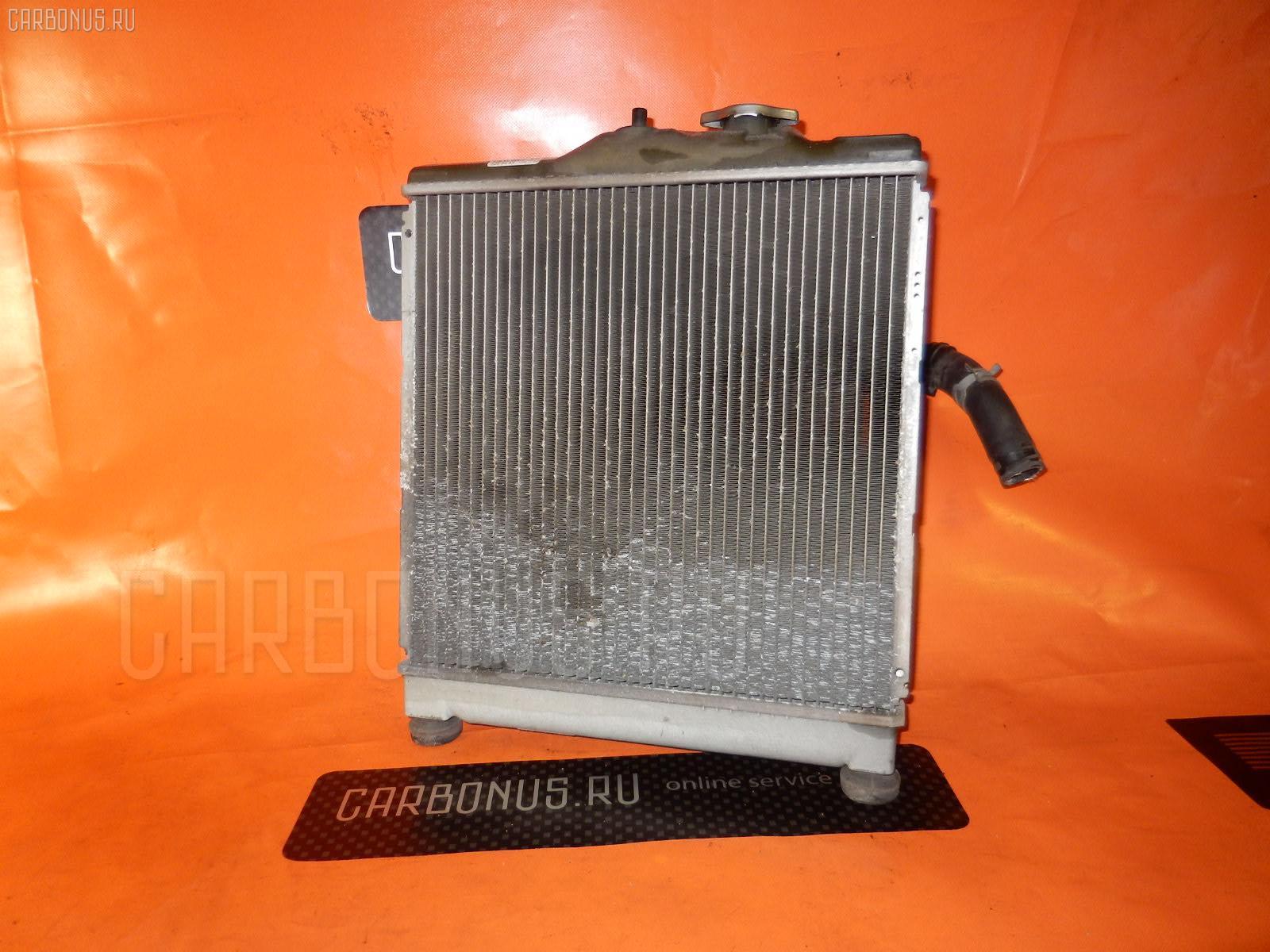 Радиатор ДВС HONDA HR-V GH3 D16A. Фото 5