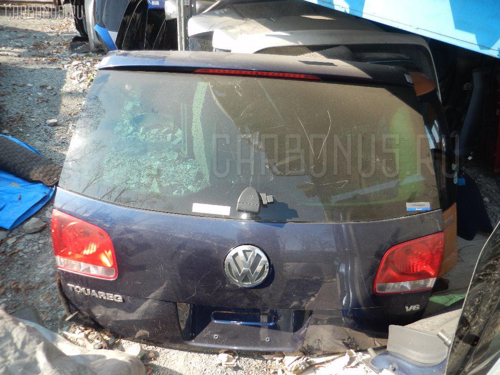 Дверь задняя Volkswagen Touareg 7LAZZS Фото 1